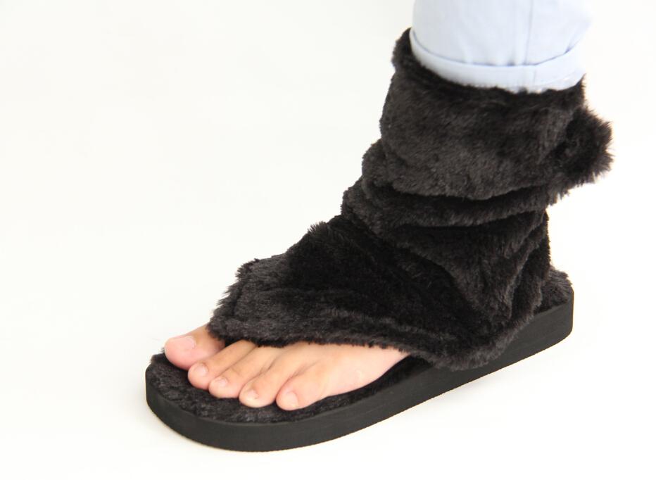 ca28dbb4db2 Footwear Products - Vlin Plastic-Interesting Winter Sandals Flip Flops